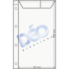 Linha Ortodôntica - Porta panorâmica com tampa e 4 furos (Ref. 512) - Embalagem com 100 unidades