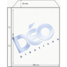 Linha Ortodôntica - Porta teleradiografia com tampa e 4 furos (Ref. 516) - Quantidade sob consulta