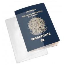 Capas Plásticas P/ passaporte (novo)  (Ref. 691) - Embalagem com 50 unidades