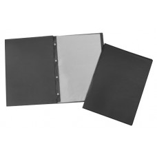 Pasta Catálogo Ofício - C/ 10 envelopes finos e 4 colchetes s/visor (Ref. 128)