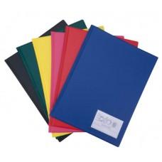 Pasta Catálogo Ofício - C/ 10 envelopes finos e 4 colchetes c/visor (Ref. 129)