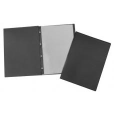 Pasta Catálogo Ofício - C/ 100 envelopes finos e 4 colchetes c/visor (Ref. 193)
