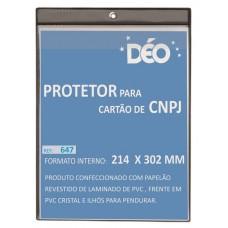 Protetores - Em Quadro - P/ C.N.P.J. - formato A4 - vertical (Ref. 647)