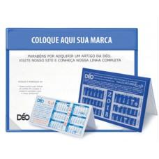 Calendário com gravação 1 cor ou 2 cores (Ref CAL1)